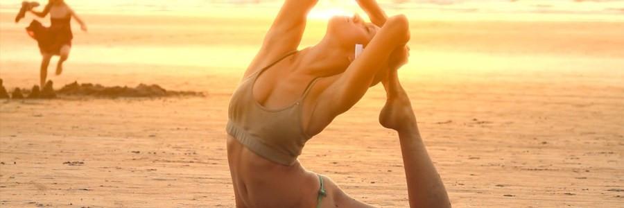 гибкость в йоге и серфинге