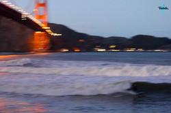 серфинг в Сан Франциско