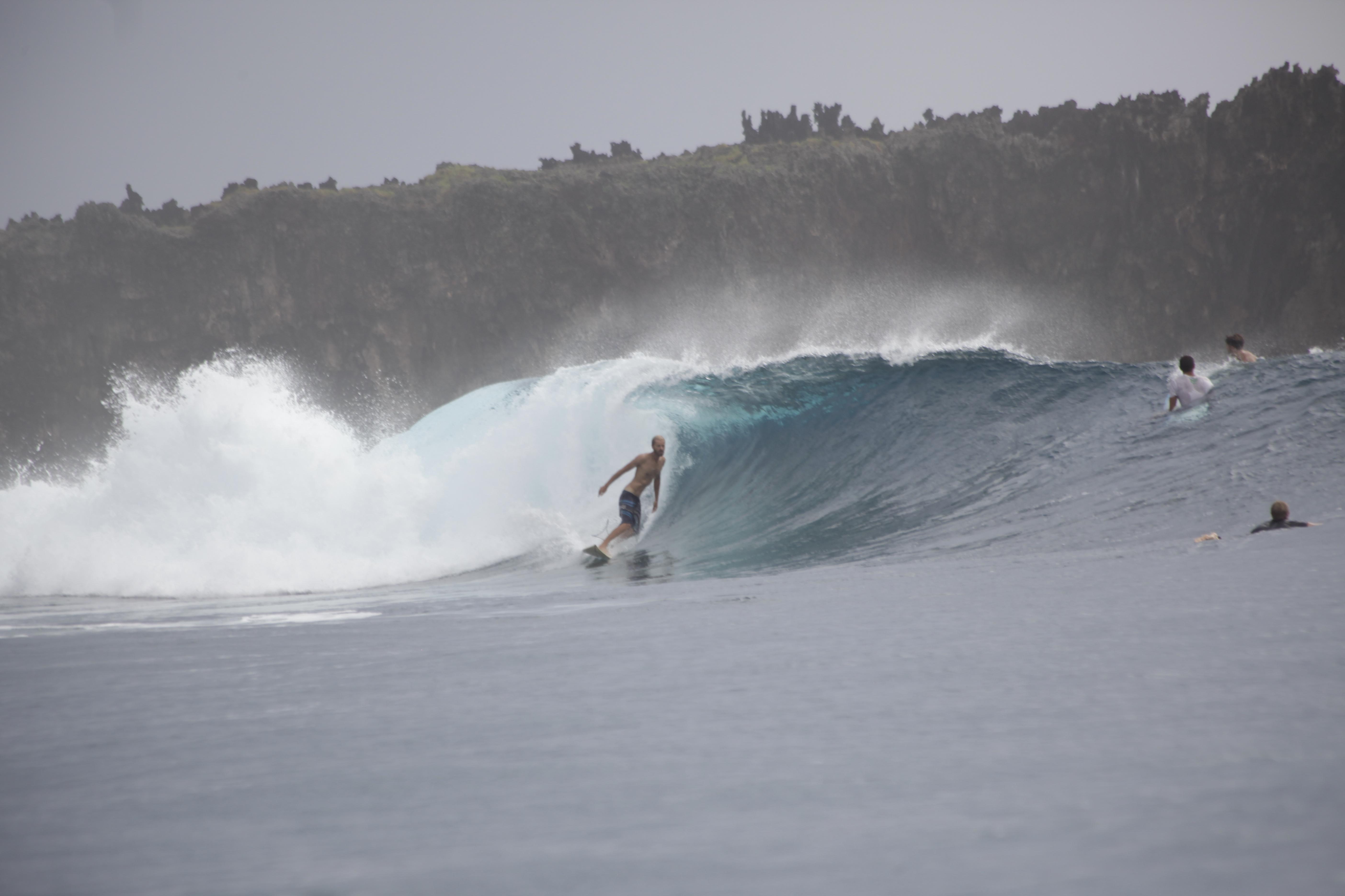 серфинг Филиппины, Сиаргао