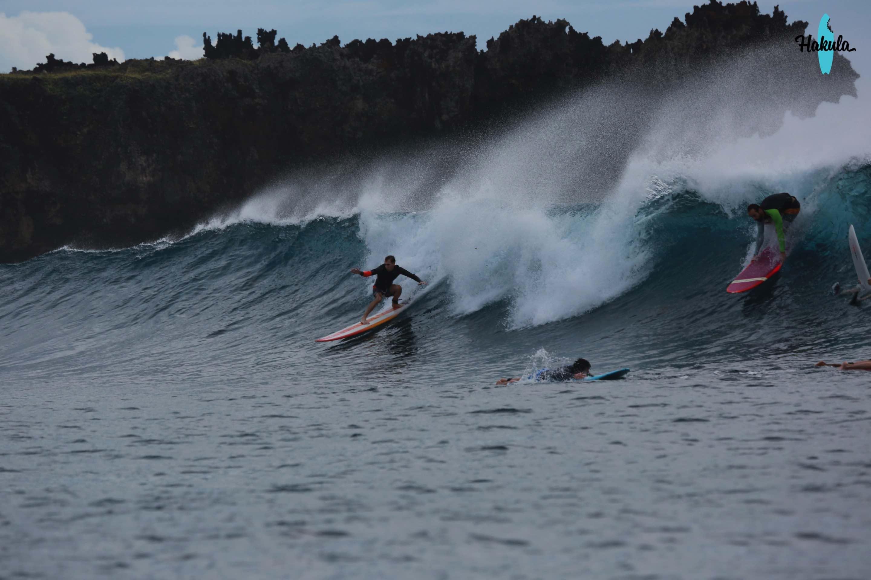 обучение серфингу на Филиипинах