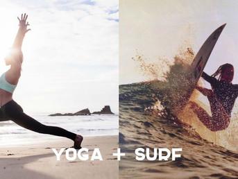 5 причин совмещать серфинг и йогу