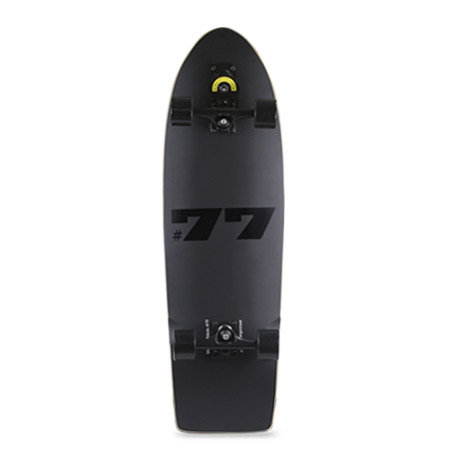 "Сёрф-скейт SmoothStar Filipe Toledo #77 34"" (Чёрный)"