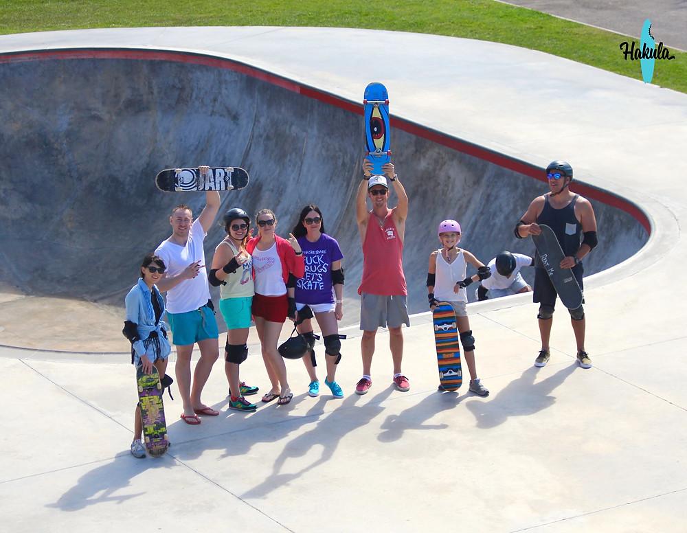 Серф-скейт кэмп в Португалии