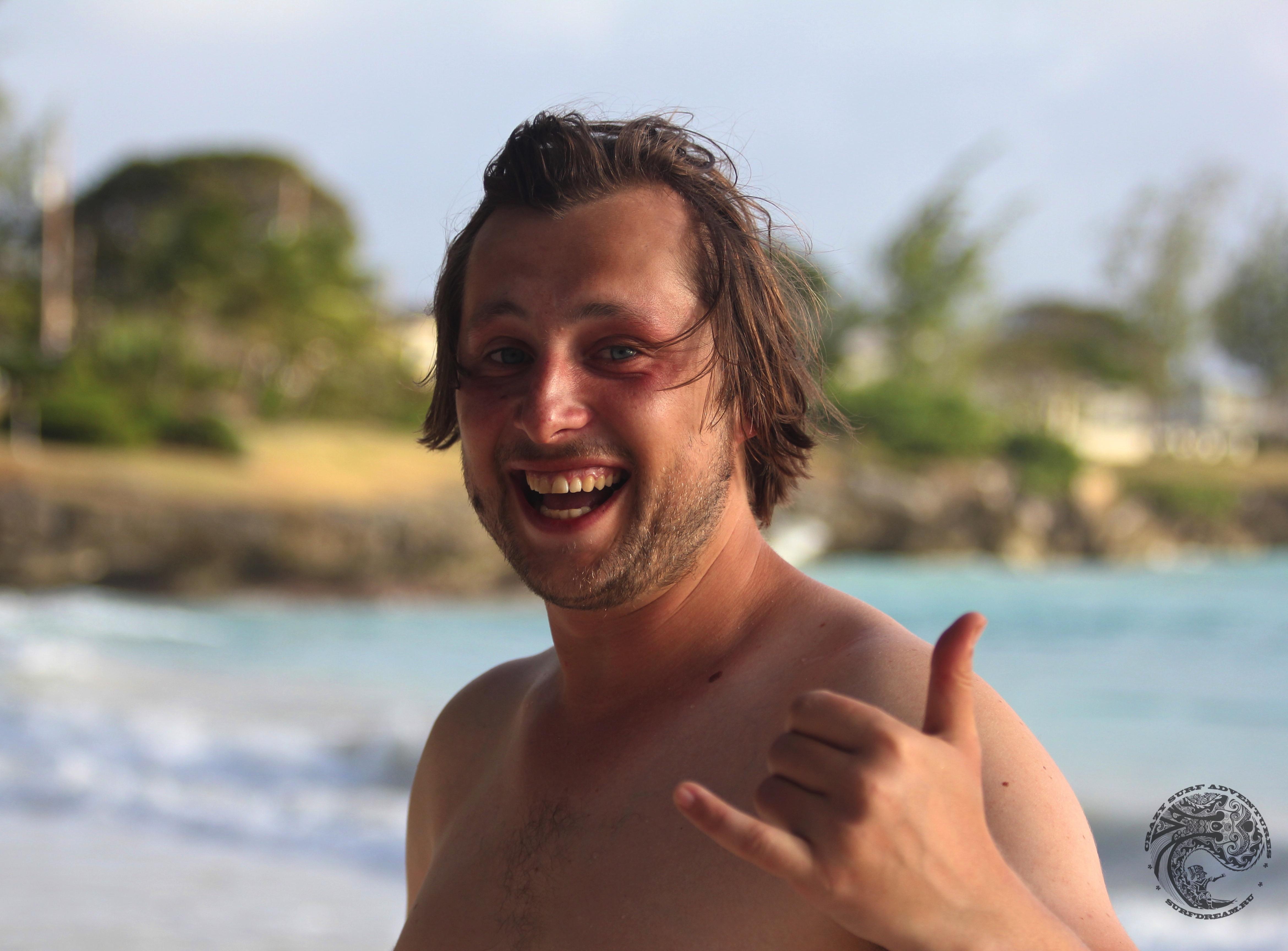 серф кэмп на Барбадосе