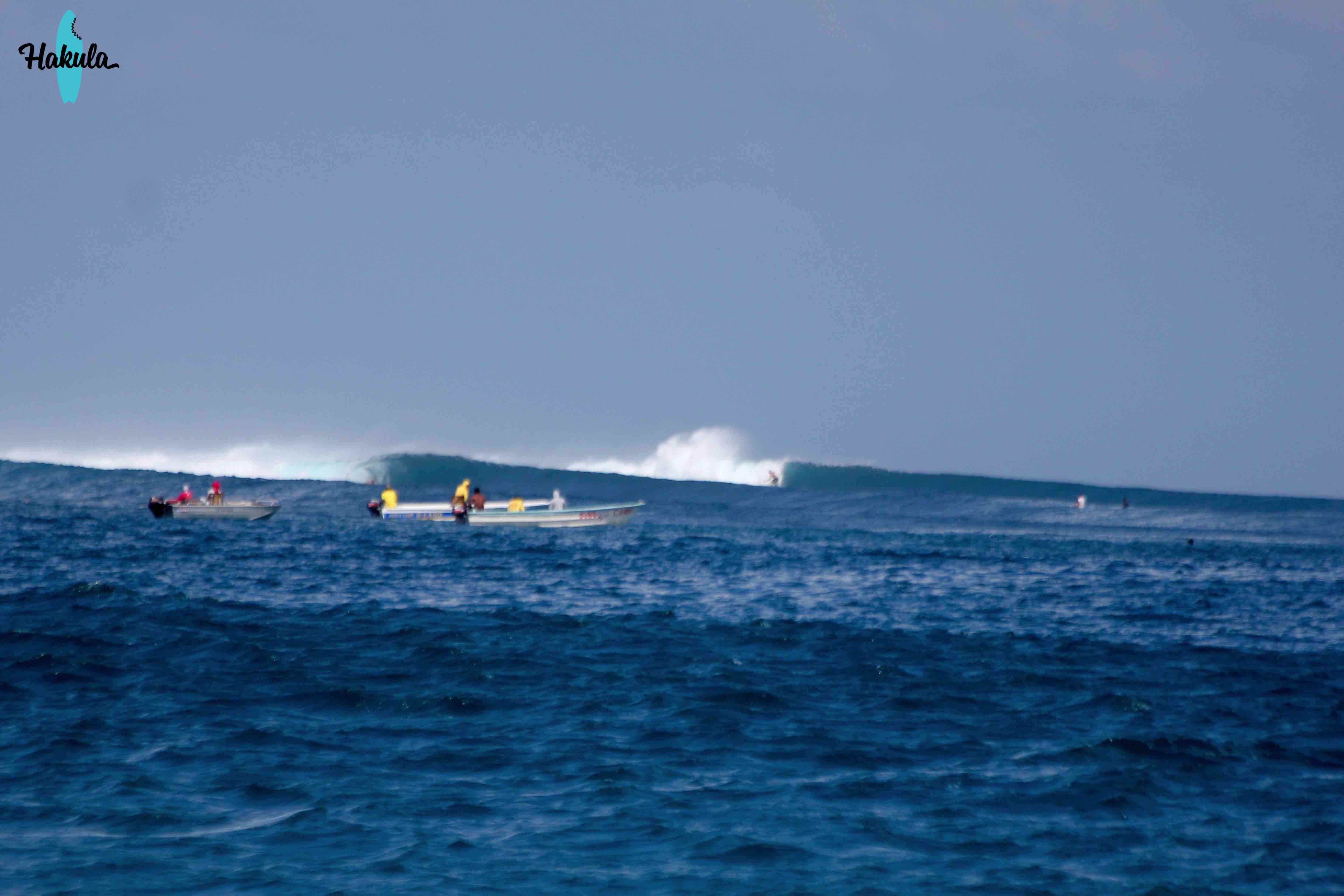 самая большая волна Индонезии