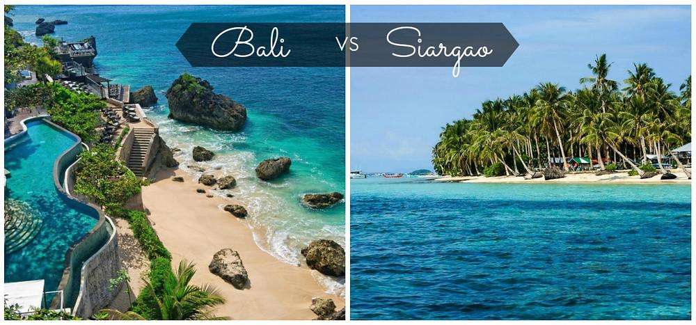 Бали или Сиаргао?