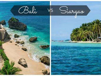 Сравнительный анализ: Бали vs Сиаргао