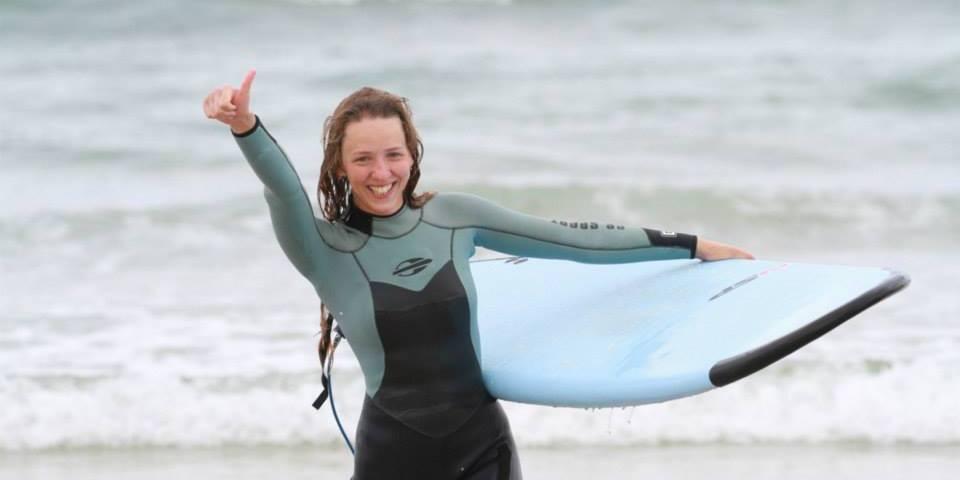 Выбор доски для серфинга