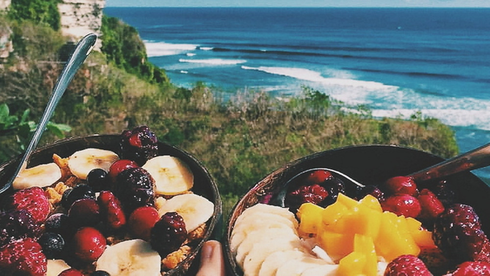 Лучший завтрак - с видом на океан!
