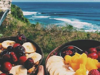 Завтрак перед серфингом: правила.