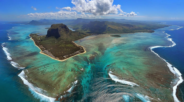 серфинг Маврикий