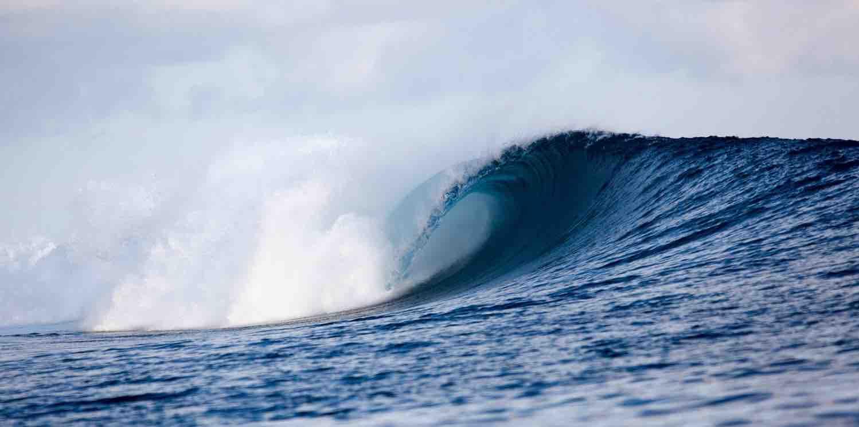 Труба на Мальдивах