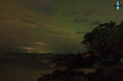 звездное мальдивское небо