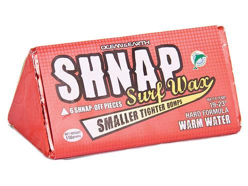 WARM SHNAP SURF WAX