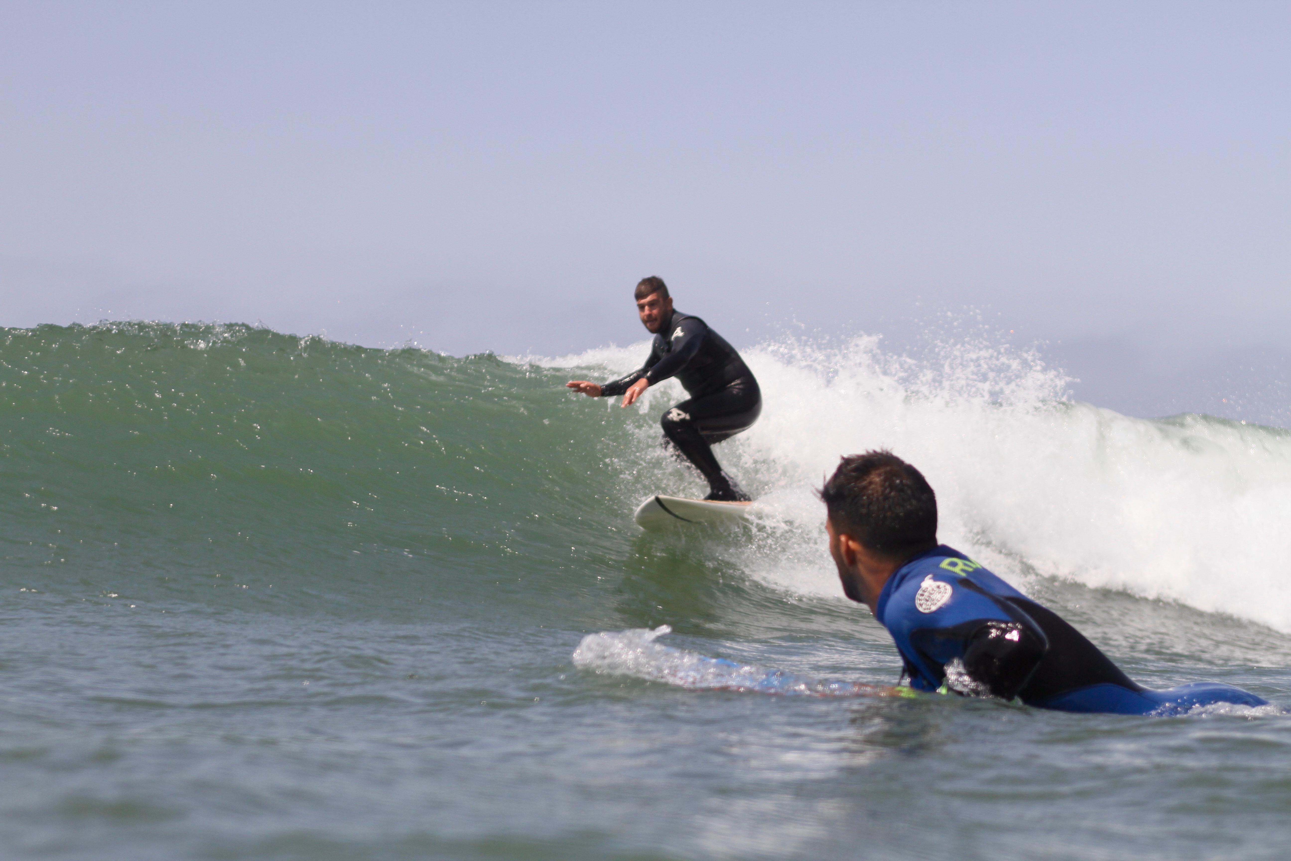 серф и скейт кэмп в Эрисейре