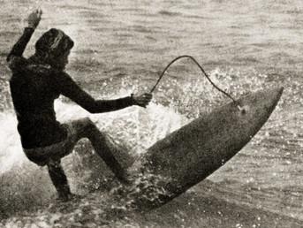 История поводка для сёрфборда