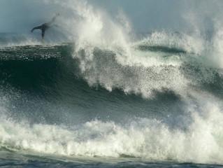 Когда волны больше, чем хотелось бы: тактика выживания.