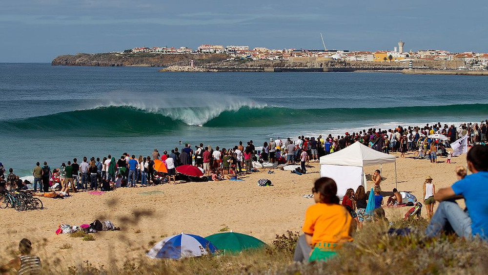 Соревнования Rip Curl Portugal Pro