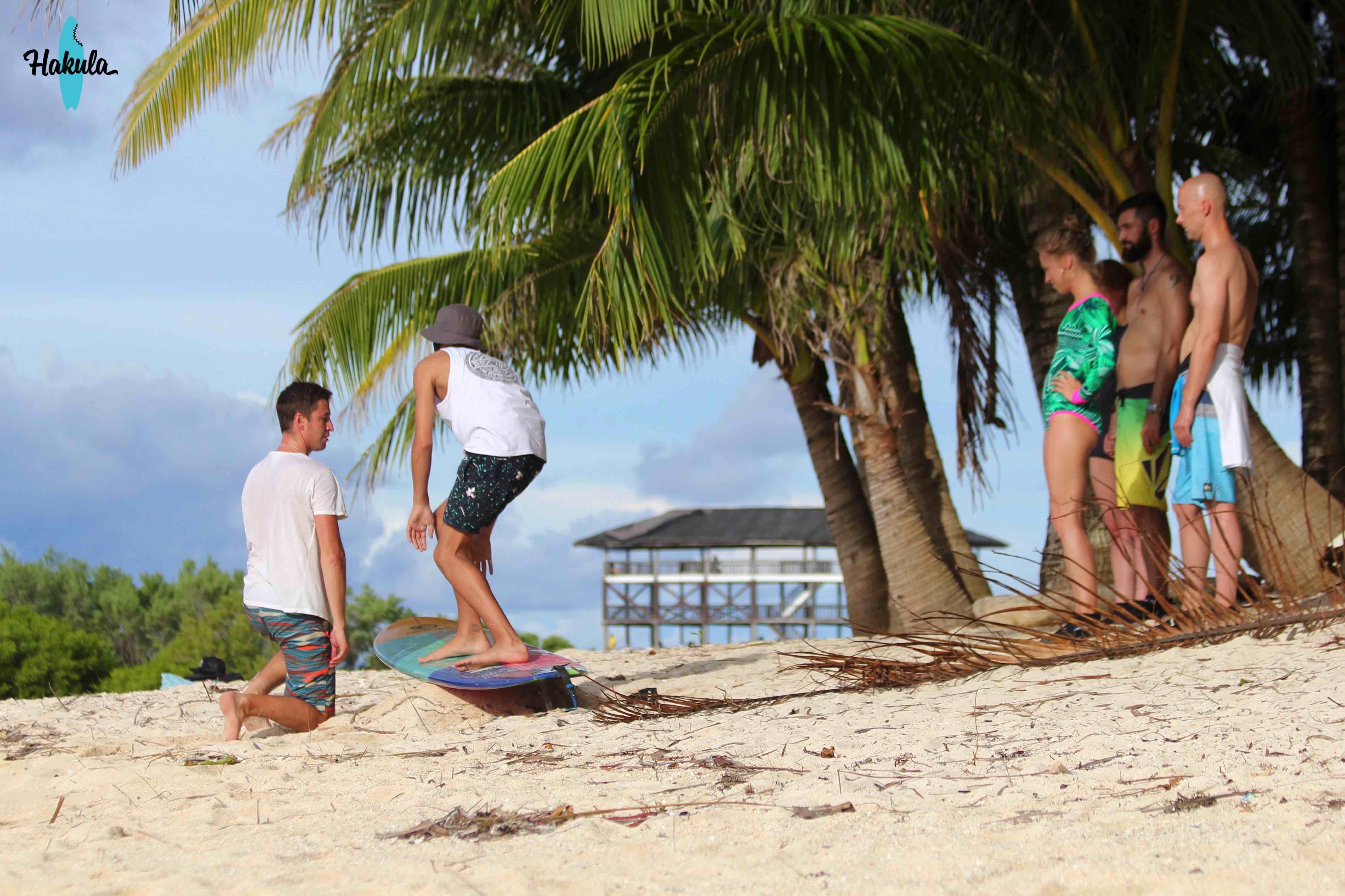 серфинг на Сиаргао