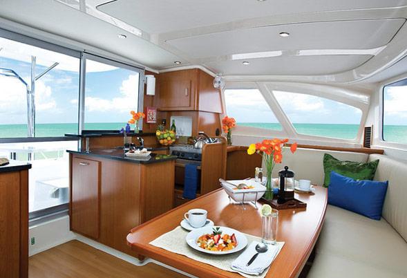 catamaran. (2)