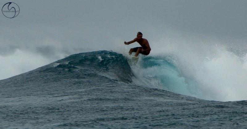 Серф-трип на Мальдивы