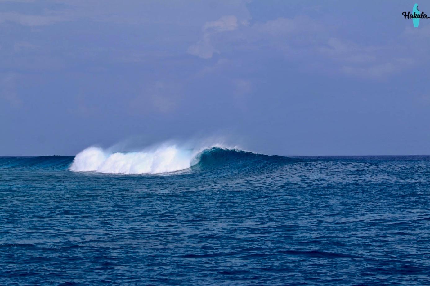 серфинг на Южных атоллах