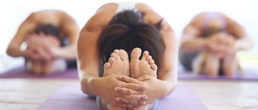 Йога и массаж