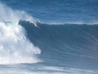 Самая большая волна и самый лютый замес