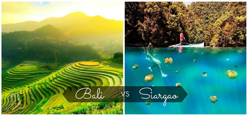 Достопримечательности Бали и Сиаргао