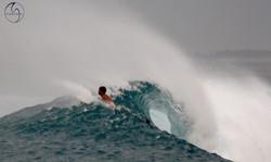баррель на Мальдивах