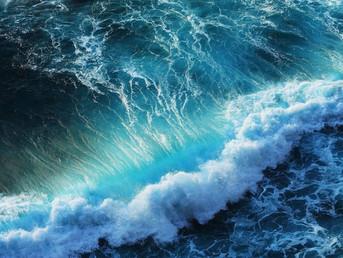 Как образуются волны для серфинга
