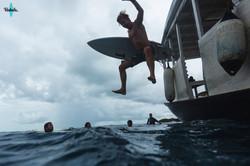 на серфинг