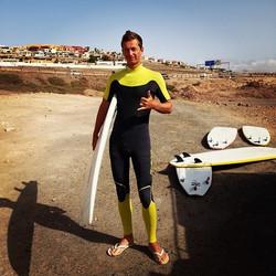 серфинг на Фуертевентуре