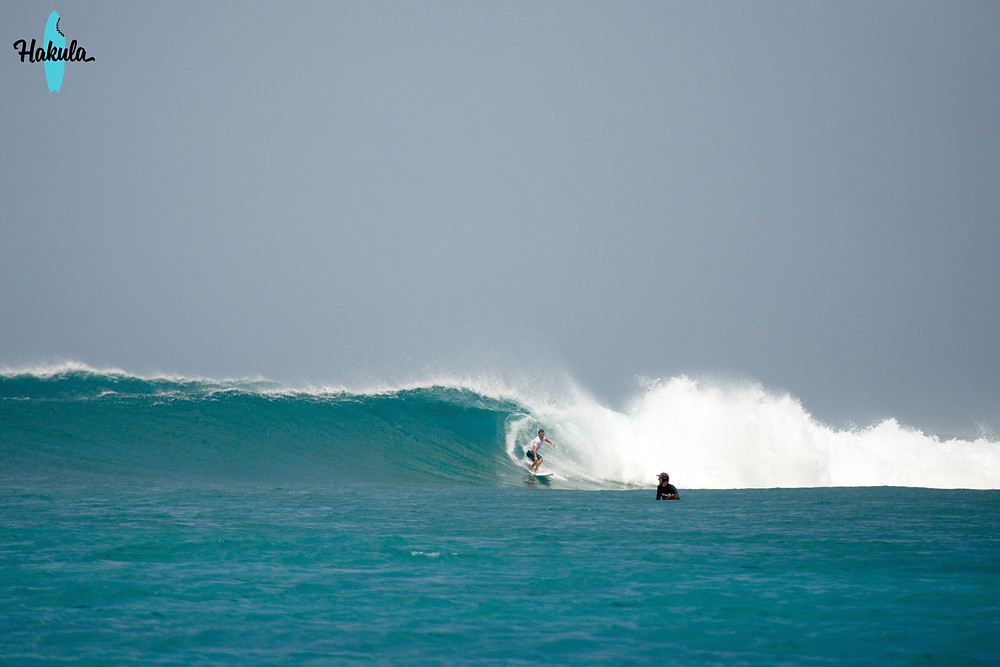 Серф-сафари на Мальдивы