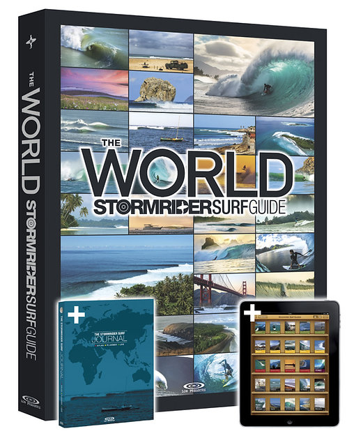 The World Stormrider Surf Guide. Путеводитель по волнам
