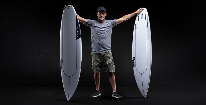 доски для серфинга DHD