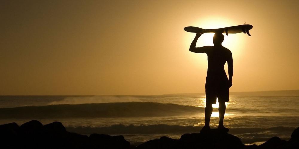 Серфинг открывает целый мир!