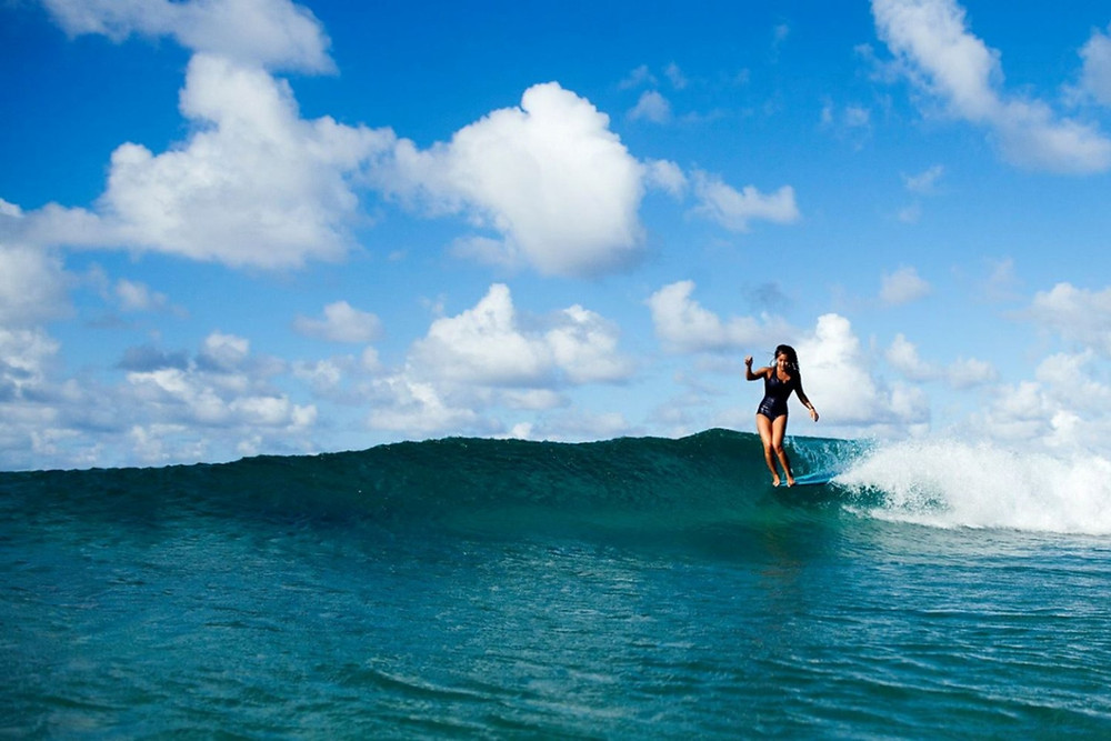 Серфинг - это путь, а не пункт назначения
