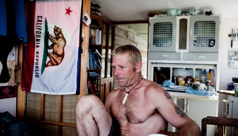 Шикарные апартаменты серф-пенсионера