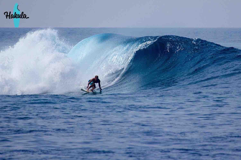 большая волна для серфинга