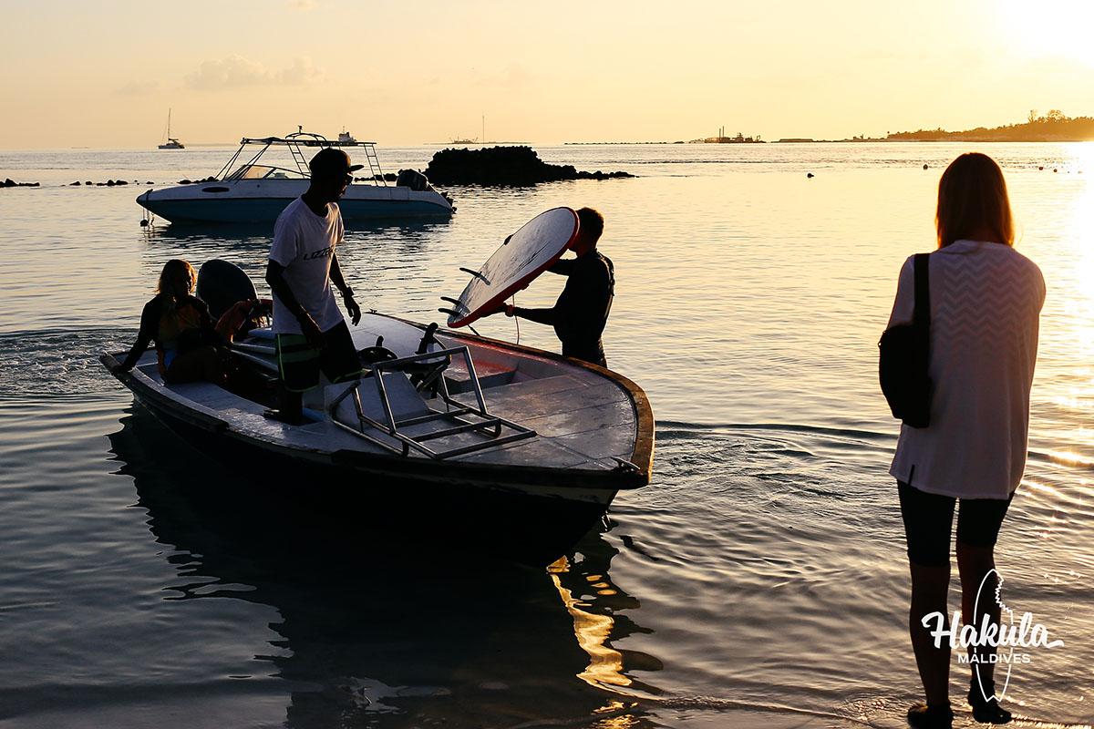 Сёрф-кэмп на Мальдидивах, осень 2019