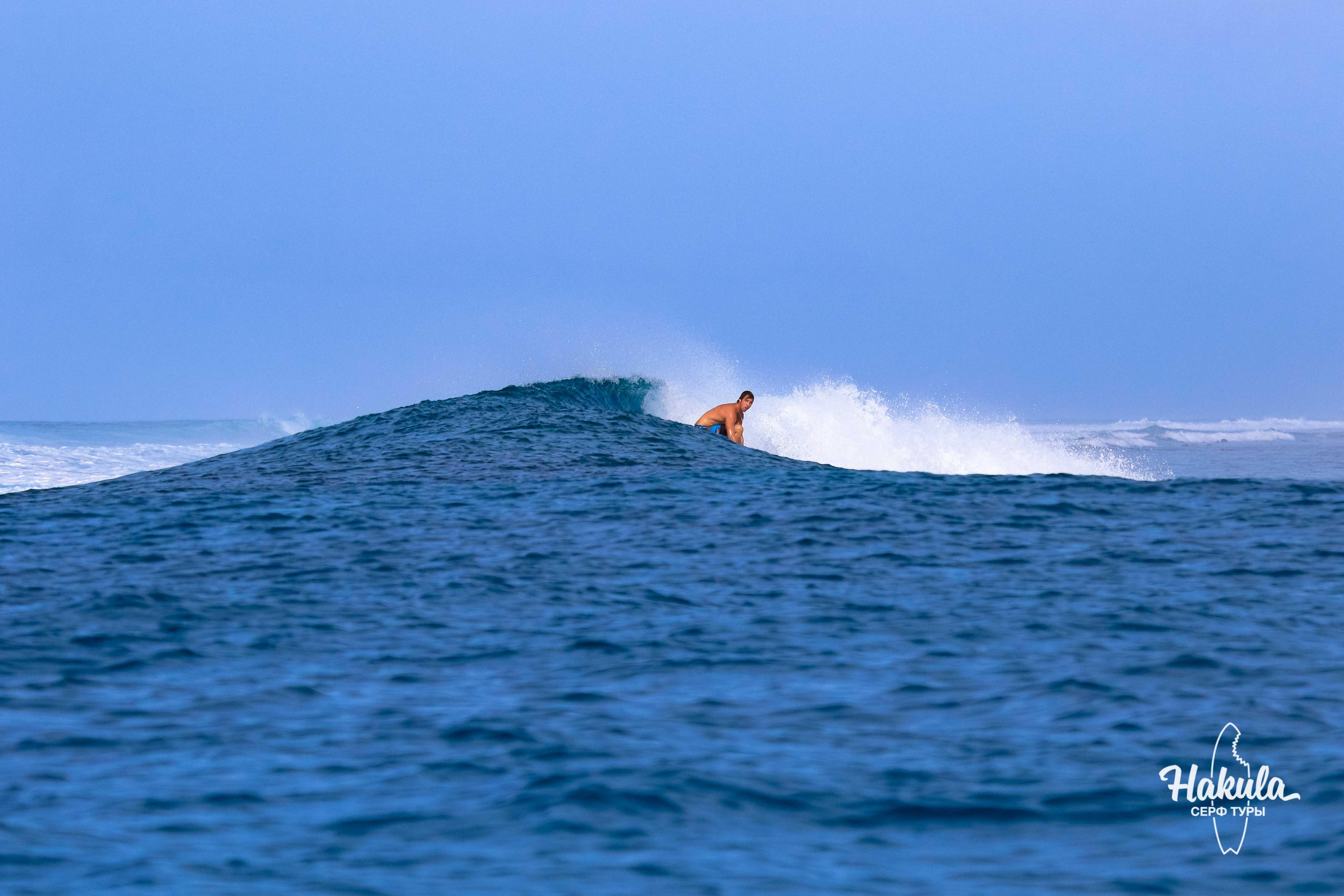 серфинг на Мальдивах, Dhaalu Atolls