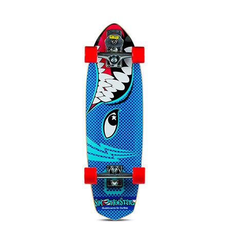 "Сёрф-скейт SmoothStar Barracuda 30"" (Синий)"