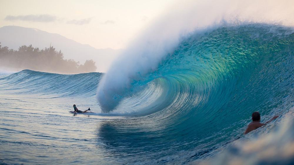 Типы волн