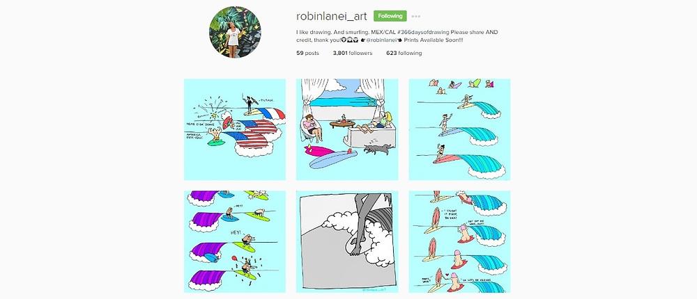 Robin Lanei Art