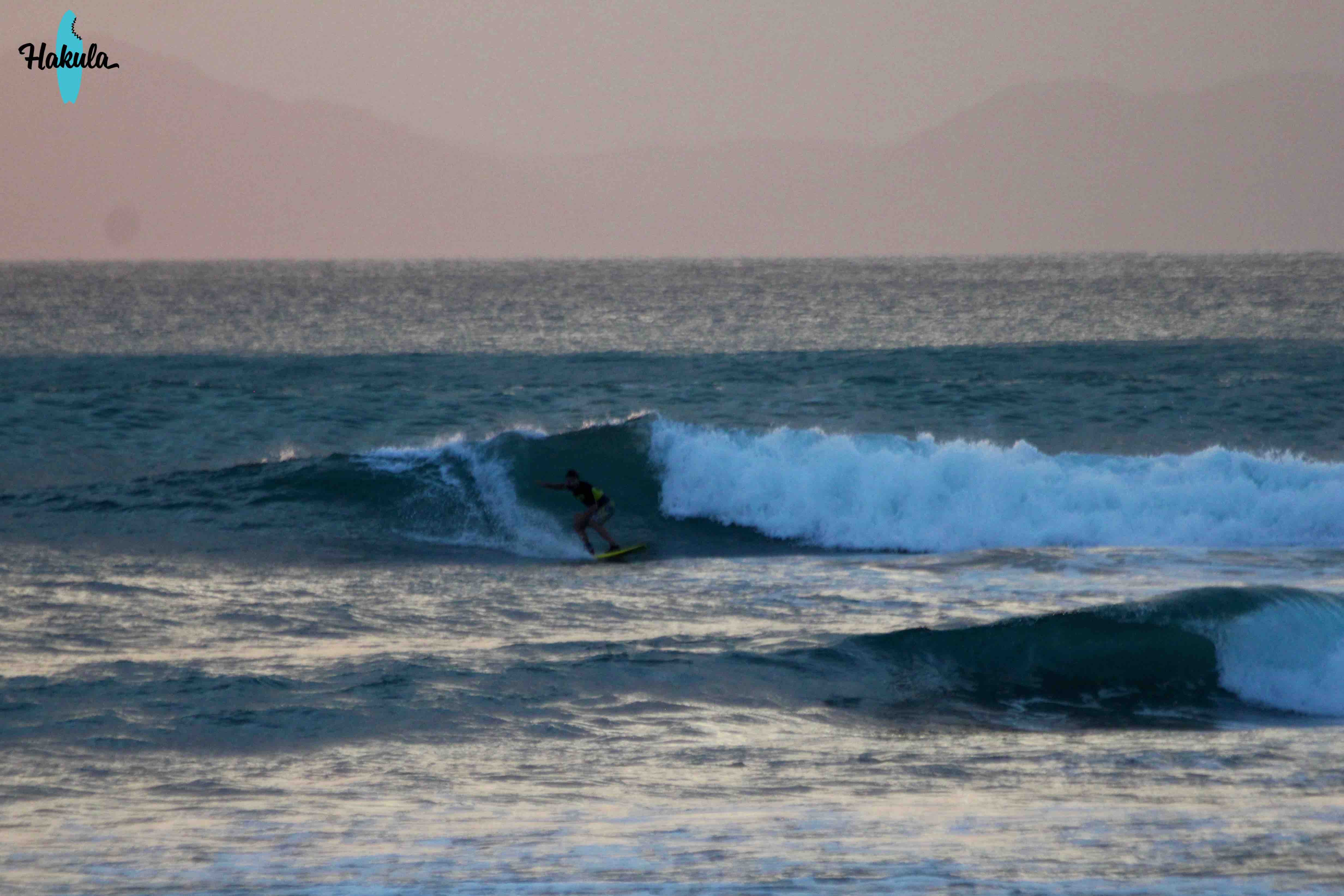 Tiger Tracks surf spot