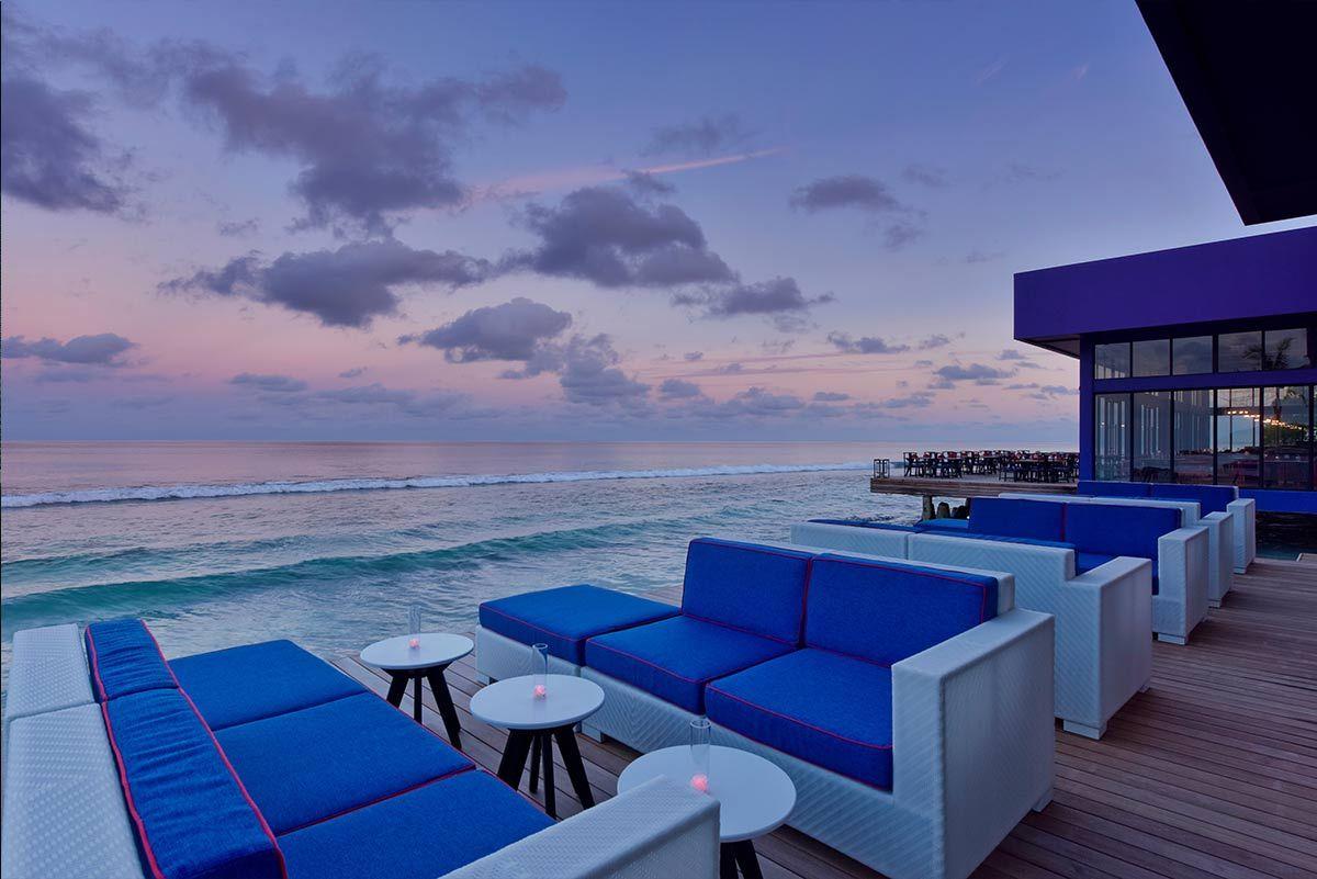 серф отель 5* на Dhaalu Atolls