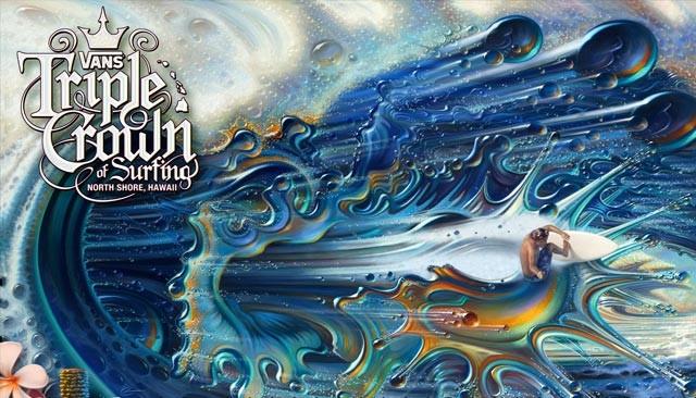 Triple Crown of Surfing - одна из престижнейших премий