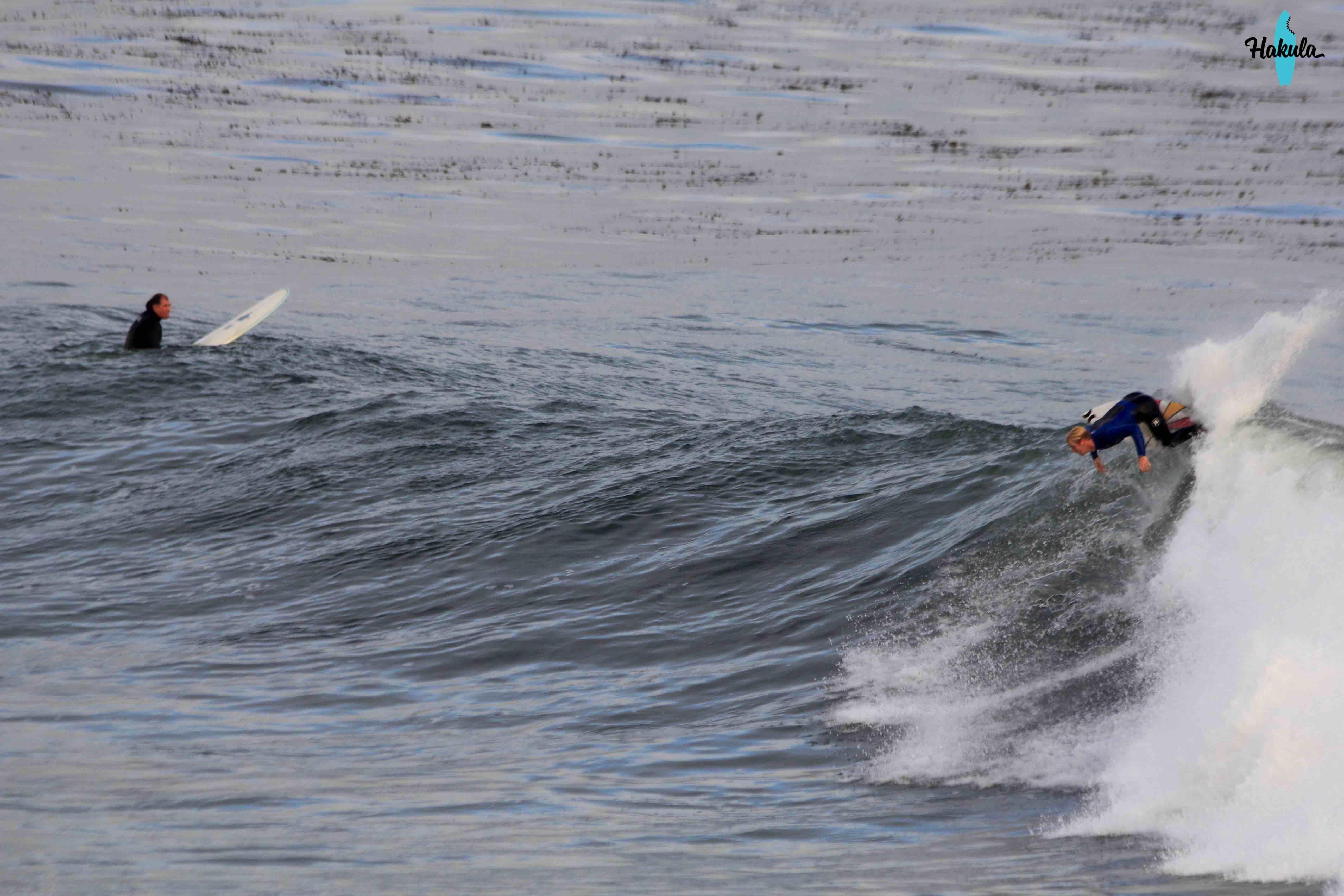 серфинг Северная Калифорния
