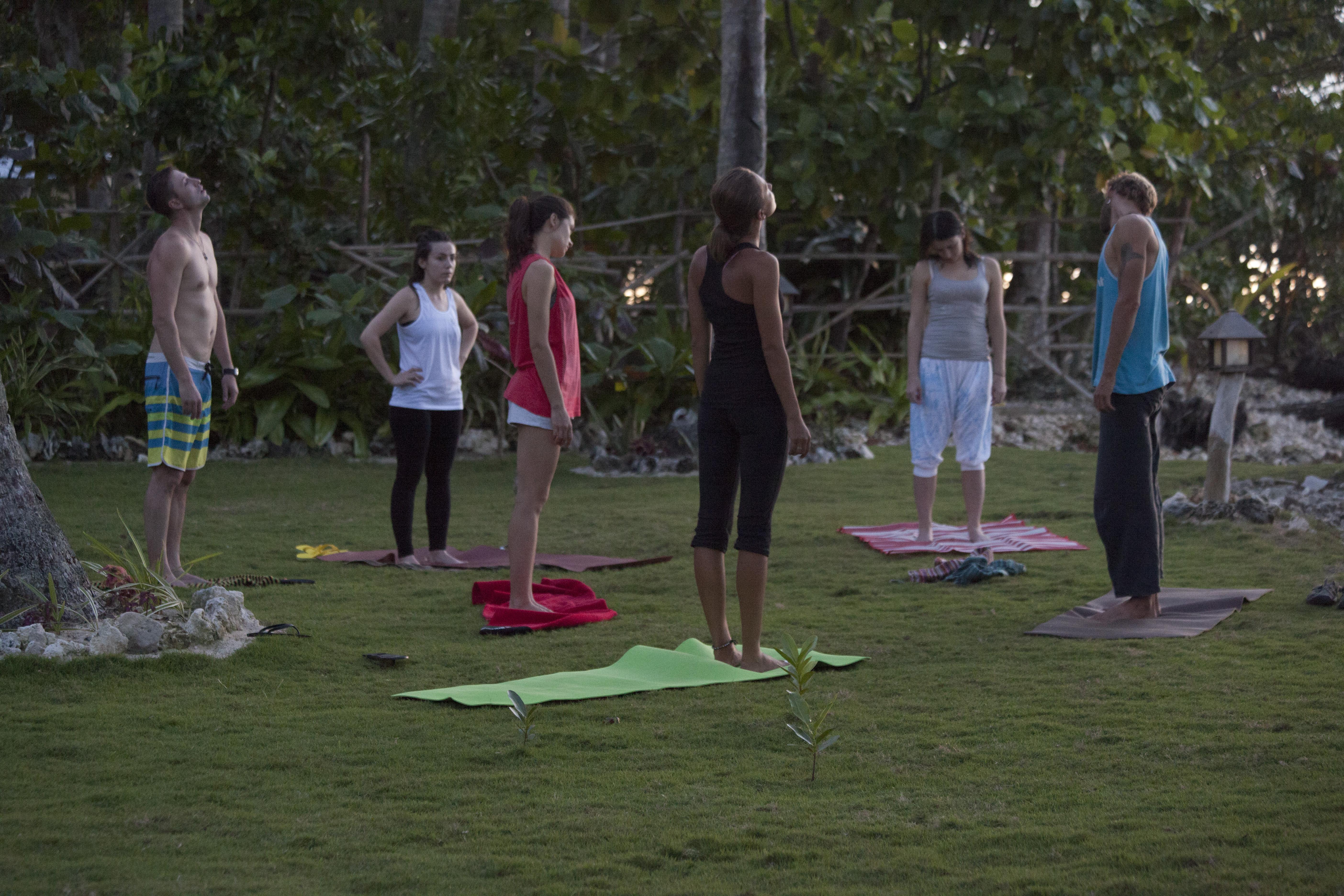 йога Филиппины Сиаргао
